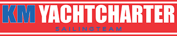 KM YACHTCHARTER Logo