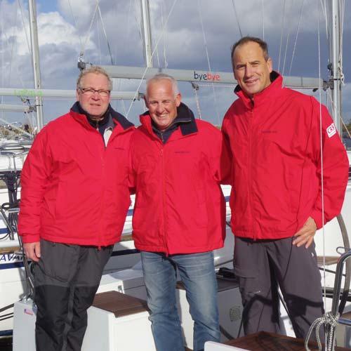 KM Yachtcharter Team