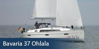 KM Yachtcharter Schiff Bavaria 37