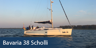 Bavaria 38 Scholli - KM Yachtcharter