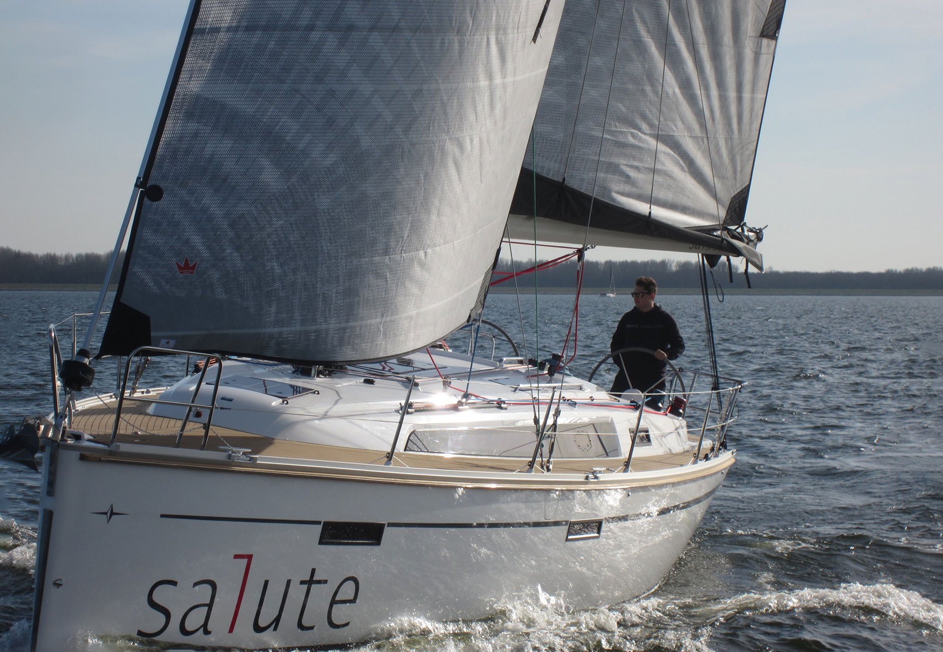 Salute - KM Yachtcharter
